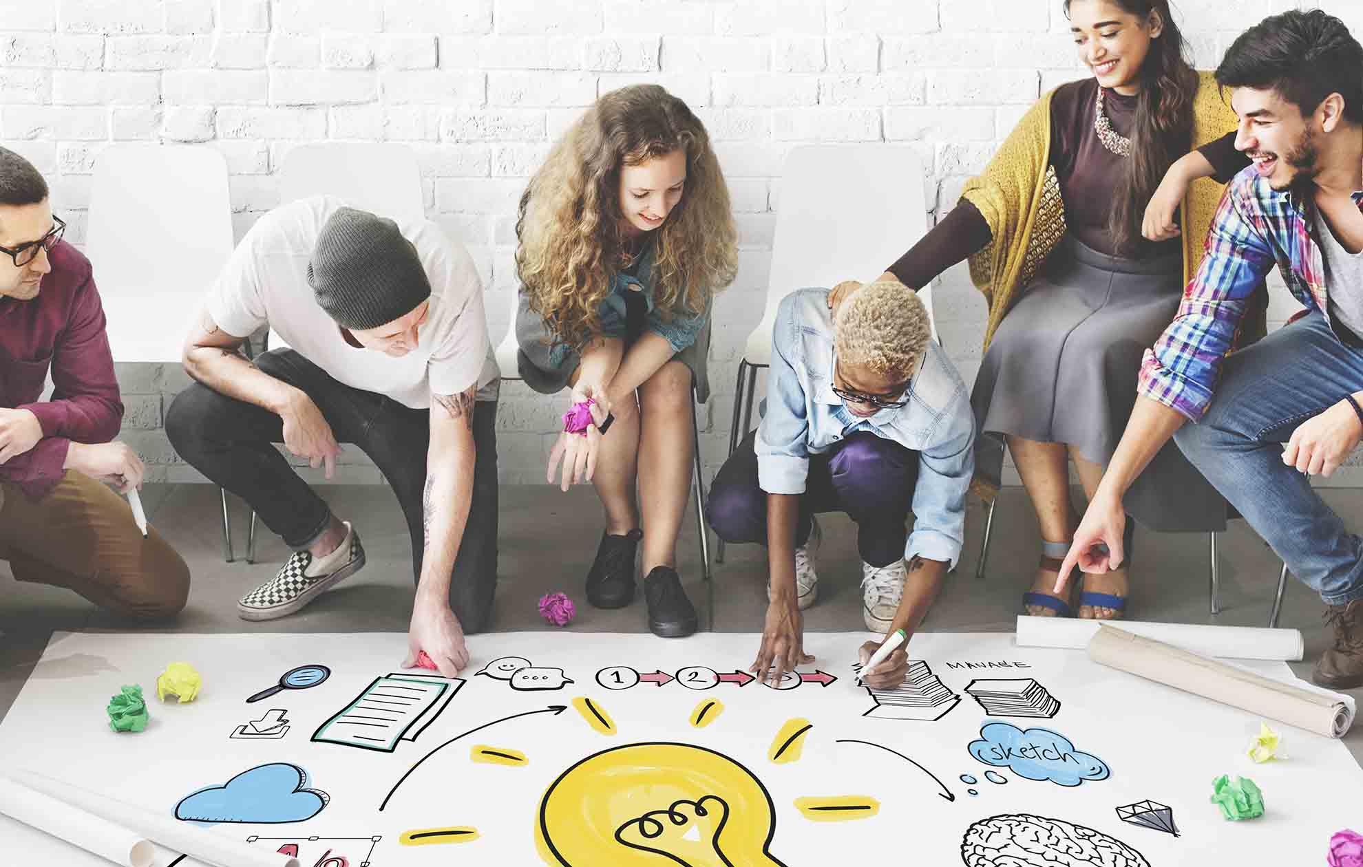 GrowFact entwickelt einen pragmatischen und individuellen Innovaitonsprozess für Ihr Unternehmen