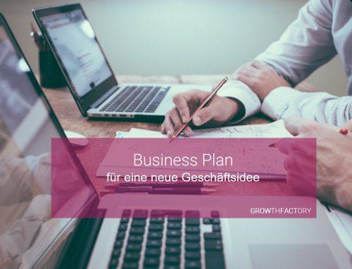 Business Plan-Erstellung