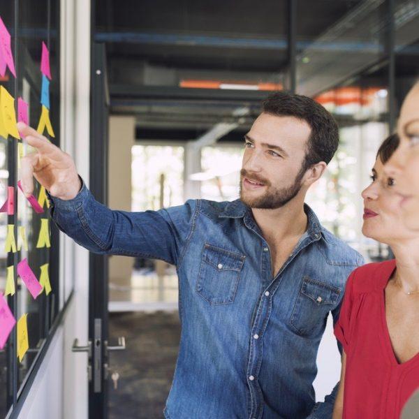 GrowFact entwickelt mit Ihren Teams neue Ideen und entfesselt so die Kreativität Ihrer Mitarbeiter.