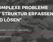 Mit dem Netz der Abstraktion lassen sich komplexe Probleme meistern.