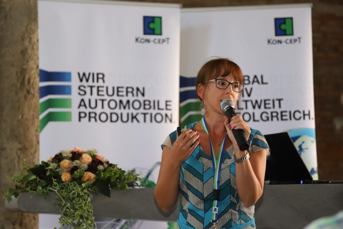 Bianca Prommer hält Vorträge rund um agiles Innovationsmanagement