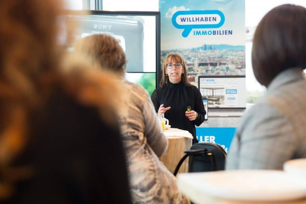 Bianca Prommer spricht über Innovation und Agilität